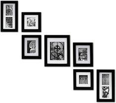 Create A Gallery Create-a-Gallery 7-piece Frame Set