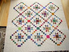 Pursuit of Quilts: Stars and Stepping Stones