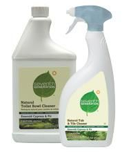 Seventh Generation Products are highly rated by Environmental Working Group as Non-Toxic!
