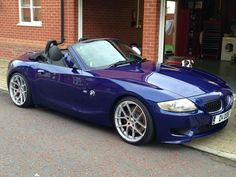 Bmw Z4 Roadster, Bmw Z4 M, Bmw Convertible, Bmw Wallpapers, Bmw Cars, Ocean City, Car Car, Cigars, Muscle Cars