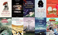 Libros más vendidos del 29 de junio al 5 de julio