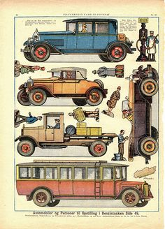 Vintage Cars & trucks - famjournal024 | Flickr - Photo Sharing!