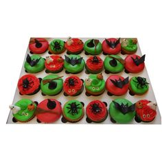 <b>Halloween Cupcakes</b><br/>Assorted Halloween cupcakes from £3 each