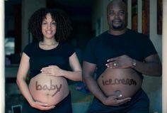 Best pregnancy announcement ever