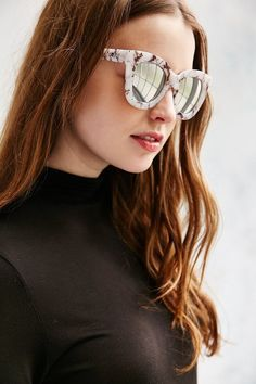 Pin for Later: This Sunglasses Trend Isn't Going Anywhere  Quay Sugar + Spice Sunglasses ($50)