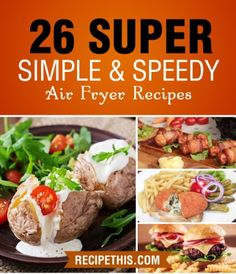 Air fryer cooking 26 super simple speedy air fryer recipes pdf air fryer cooking 26 super simple speedy air fryer recipes forumfinder Choice Image