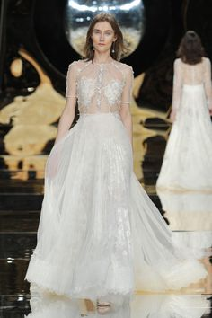 The Prettiest Wedding Dresses from Barcelona Bridal Fashion Week – Style Me Pretty