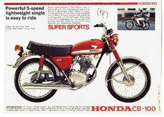 Honda CB100 – Biar Tua tetap mempesona :D – | redbike92