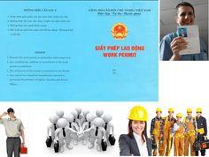 Hướng dẫn thủ tục xin giấy phép lao động cho người nước ngoại tại Việt Nam