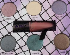 Urban Decay Holiday 2012 – the Feminine Palette