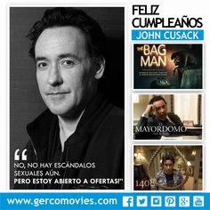 #JohnCusack alcanza 49 años hoy!