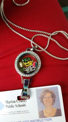 do you wear a lanyard to work??  #schooldays  #lanyardlove Origami Owl See it all at  Amy Hall, Independent Designer  ❥TO SHOP: http://amyhall.origamiowl.com/  -or- click on the pic to order ❥TO HOST JEWELRY BAR OR REQUEST CATALOG E-MAIL: ajjmhall@hotmail.com ❥LEARN ALL ABOUT JOINING MY TEAM: http://amyhall.origamiowl.com/en/join-our-team.ashx  Designer ID# 42622 ❥VISIT MY FACEBOOK PAGE:  https://www.facebook.com/groups/532143313525267/