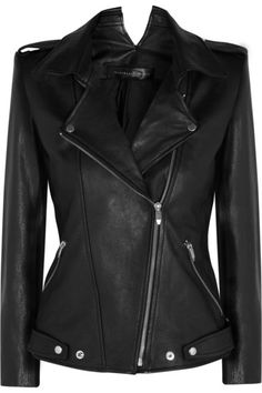 The jacket I can't let go of - Theyskens' Theory Nomi Leather Biker