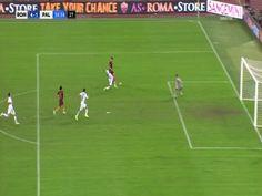 Una Roma reduce dalla mezza figuraccia di giovedì in Europa League, non poteva permettersi la leggerezza di sottovalutare il Palermo