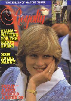 DIANA. «ROYALTY» MAGAZINE COVER.