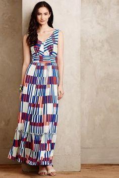 Plenty by Tracy Reese Boca Petite Maxi Dress #anthrofave
