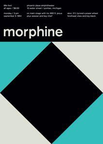 Mike Joyce / swissted, morphine