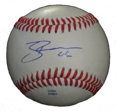 Oakland A's Tyson Ross signed Rawlings ROLB leather baseball w/ proof photo.  Proof photo of Tyson signing will be included with your purchase along with a COA issued from Southwestconnection-Memorabilia, guaranteeing the item to pass authentication services from PSA/DNA or JSA. Free USPS shipping. www.AutographedwithProof.com is your one stop for autographed collectibles from Oakland Athletics & MLB teams. Check back with us often, as we are always obtaining new items.