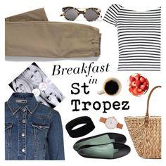 Breakfast in St Tropez by ivansyd