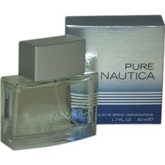 Pure Nautica by Nautica for Men - 1.7 Ounce EDT Spray by NAUTICA. $18.19. Save 63%!