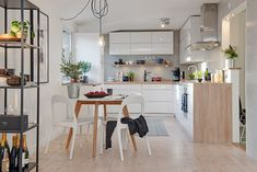 A light and bright Gothenburg home - my scandinavian home