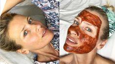 Hoci to znie neuveriteľne, no pozeráte sa na tvár 45 ročnej ženy, ktorá neuznáva botox, ani iné umelé vylepšenia tváre. Daniela Peštová je kus krásnej ženy! V čom spočíva tajomstvo jej dokonalej pleti? Beauty Care, Beauty Makeup, Beauty Hacks, Hair Makeup, Hair Beauty, Homemade Facials, Homemade Beauty, Body Mask, Homemade Cosmetics