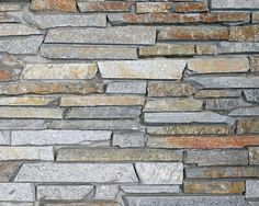 Richmond Ledge Natural Stone Veneer, Natural Stones, Sidewalk, Surface, Wood, Nature, House Ideas, Group, Natural Stone Cladding