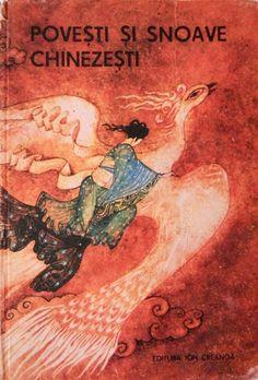 Angi Petrescu Tiparescu - Povesti si Snoave Chinezesti Children's Book Illustration, Fairy Tales, Romani, Fantasy, Drawings, Vintage, Artwork, Painting, Chic