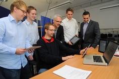 Softwareschmiede gicom: Besser handeln mit Overather Software   Kooperation mit Bergisch Gladbacher Fachhochschule der Wirtschaft (FHDW) - Kölner Stadt-Anzeiger
