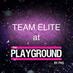 Team Elite rehearses at The Playground by PHS every Wednesday and Friday at and Saturday at Health Bar, Fitness Studio, Cross Training, Hiphop, Playground, Wednesday, Friday, Dance, Instagram