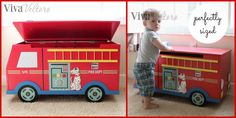 Teamson Toy Chest Review and Giveaway! OMG I WANT THIS.