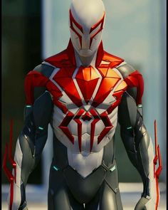  Spider-Man 2099 White Suit 📸 # … – Spiderman Far From Home All Spiderman, Spiderman Suits, Spiderman Costume, Amazing Spiderman, Marvel Comics, Marvel Heroes, Marvel Characters, Iron Spider, Marvel Cinematic Universe