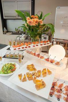 【レコールバンタン】[FOODING STUDIO]オシャレで華やかなパーティーフードを作ってみよう♪