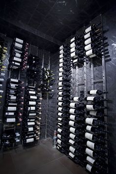 31 Modern Wine Cellar Design Ideas To Impress Your Guests & Australian Wine Cellar Racks are manufactured in Australia using ...