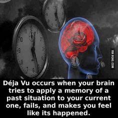 What DEJA VU really is