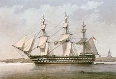 Free HMS Duke of Wellington - Category:Lithographs of ships - Wikimedia Commons Ship Of The Line, Life Is Hard, Tall Ships, Royal Navy, Battleship, Wikimedia Commons, Sailing Ships, Duke, 19th Century