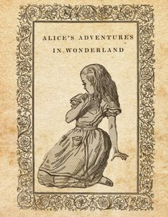 Love Alice in Wonderland