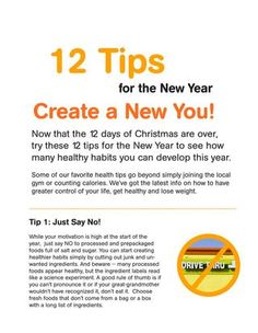 ISSUU - A New Year, A New You! by Reboot With Joe