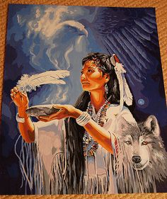 Native American Animal Spirit Guides | Recent Photos The Commons Getty Collection Galleries World Map App ...