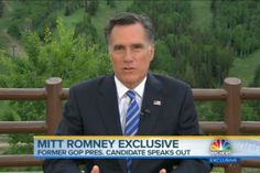 Mitt Romney, who has never won a presidential election, gives advice on winning presidential elections
