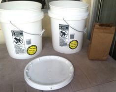 How to make a worm composting bin (vermicomposting)! Great ...