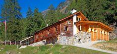 Berggasthaus Knödlmoidl Rifugio St. Gertraud Santa Gertrude Ulten Val d'Ultimo Gourmet Südtirol
