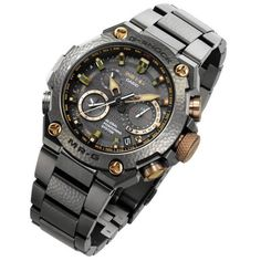 Casio G-Shock MR-G Hammer Tone watch unveiled - http://technutty.xyz/p29oaN