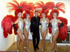 Las Vegas Show Girls, Circus Outfits, Old Vegas, Vegas Showgirl, Ziegfeld Girls, Burlesque Show, Vegas Shows, Professional Dancers, Showgirls