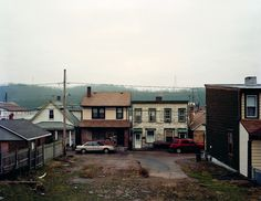 Post-Industrial Town | Monongahela River Valley | Glassport, Pennsylvania | Photo: Sean Stewart