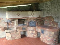 Nice Home for You Barbacoa, Outdoor Spaces, Outdoor Decor, Architect House, Outdoor Cooking, Firewood, Homesteading, Backyard, Album