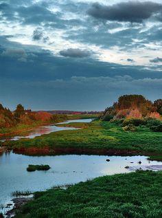 Lapuanjoki,Alaharma,Finland