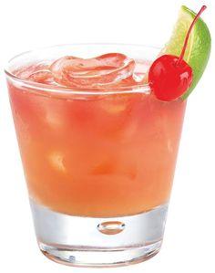 Orange Sunset********  2 oz. Burnett's Orange Vodka***  2 oz. Lemonade***  2 oz. Orange Juice***  2 oz. Cranberry Juice***  Shake over ice and serve on the rocks.