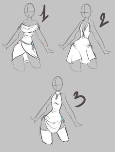 62 Ideas For Fashion Drawing Poses Deviantart Dress Drawing, Drawing Clothes, How To Draw Clothes, Manga Clothes, Drawing Sketches, Art Drawings, Drawing Tips, Drawing Tutorials, Drawing Techniques