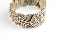 Sterling Silver Cuff Style Bracelet